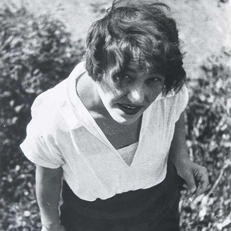Foto de Varvara Stepanova en el blog de arte de HUINCA camisas