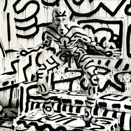 Keith haring en el blog de arte de HUINCA