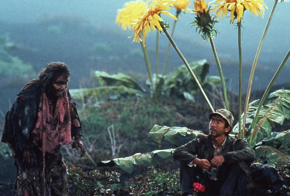 Capture of Kurosawa film Dreams