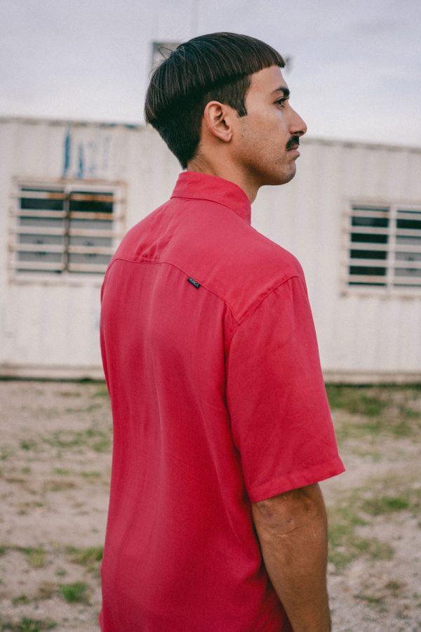 men-in-classic-collared-pink-short-shirt